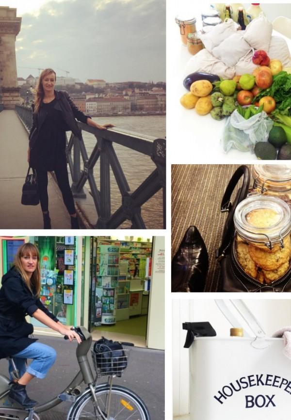 Bea Johnson, a zero waste királynője Budapesten járt