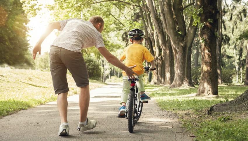 bicikli család