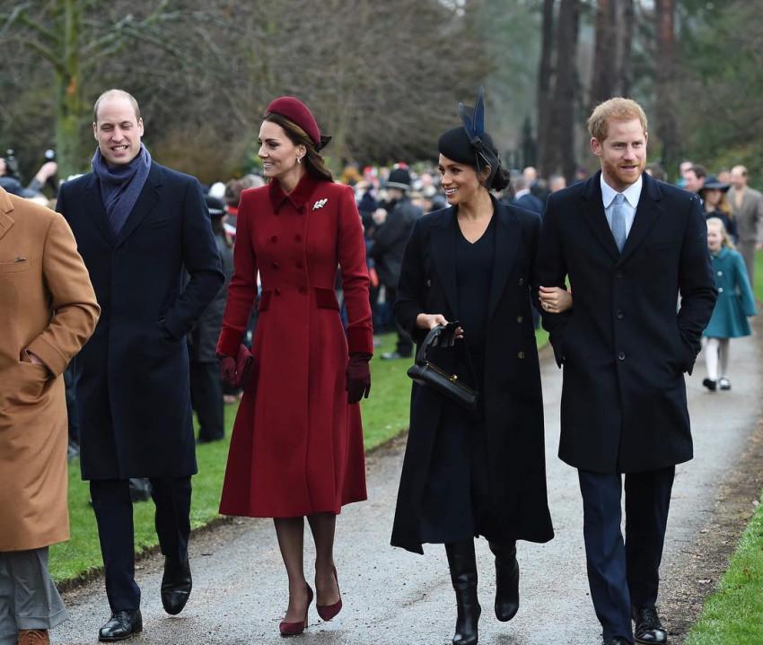 Brit trónörökösök
