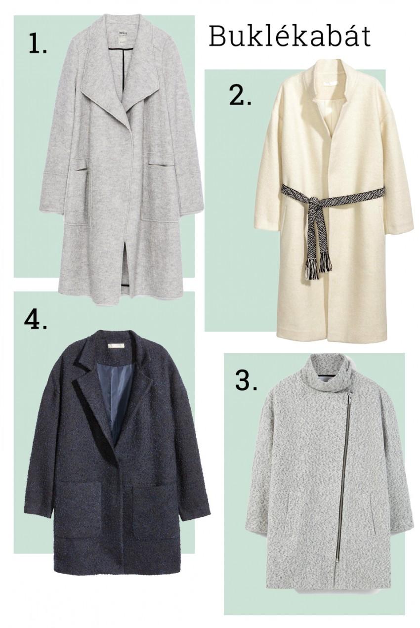 1. Zara, 2. H&M, 3. H&M, 4. Mango