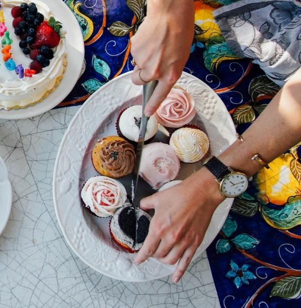 cupcake sütemény süti édesség desszert