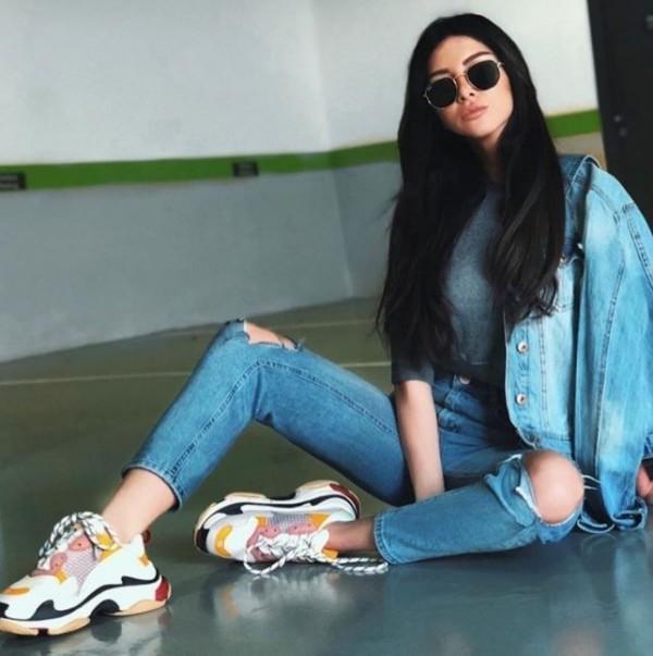 divat trend cipő