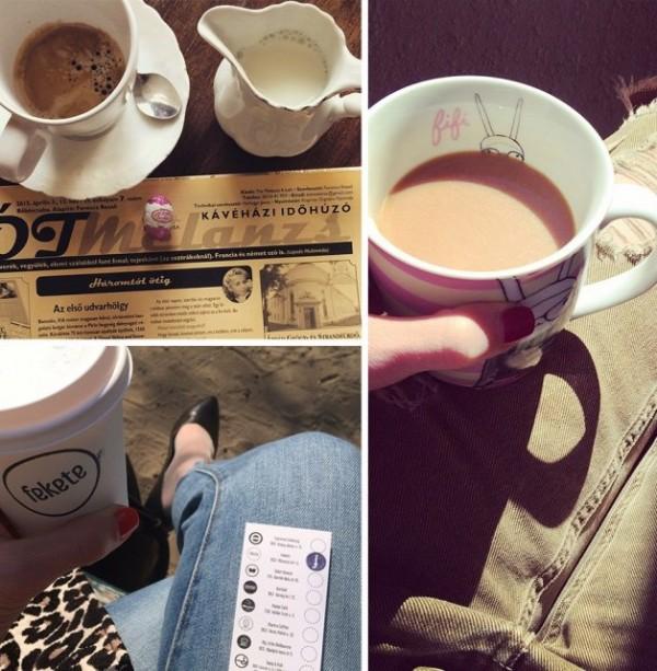 Egy évig nemet mondtam a Starbucksra, inkább felfedeztem Budapest újhullámos kávézóit