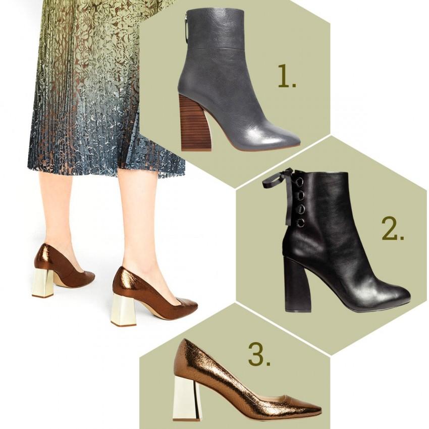 1. Zara 2. H&M 3. Zara