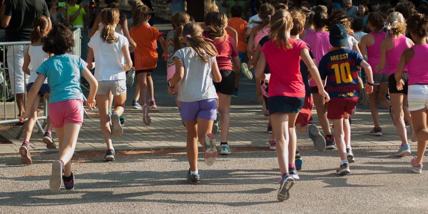 futóverseny, képünk illusztráció