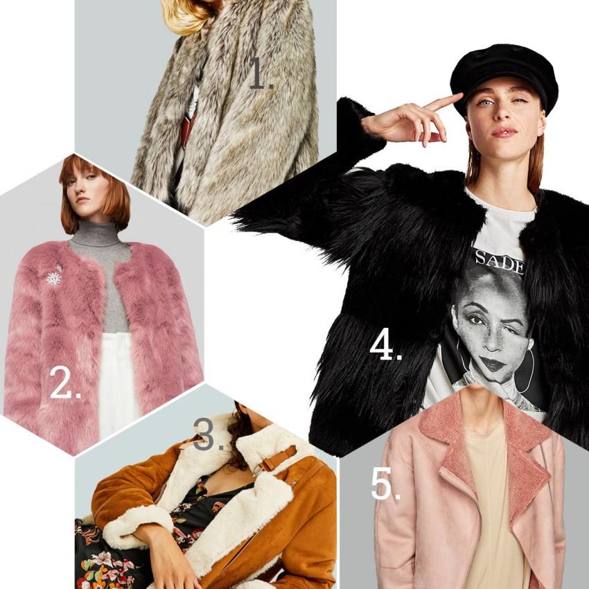 Lelőhelyek: 1. Bershka, 2. Mango, 3. Pull&Bear, 4. Zara, 5. Zara