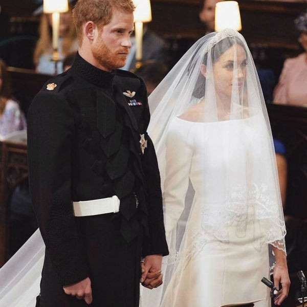 Harry herceg Meghan Markle esküvő