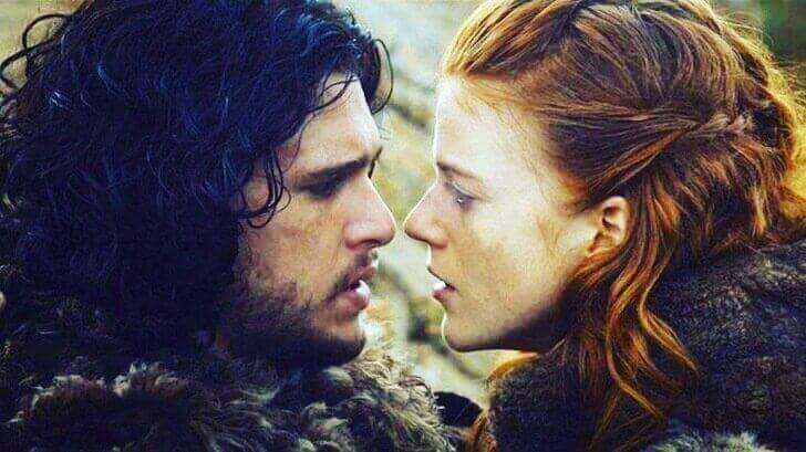 Havas Jon és Ygritte