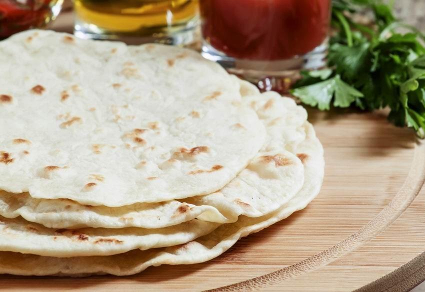 kukorica vagy liszt tortilla fogyáshoz)