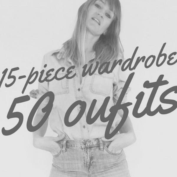 Hogyan lesz 1 ruhából 22, és 1 szoknyából 8 különböző? Megmutatom!