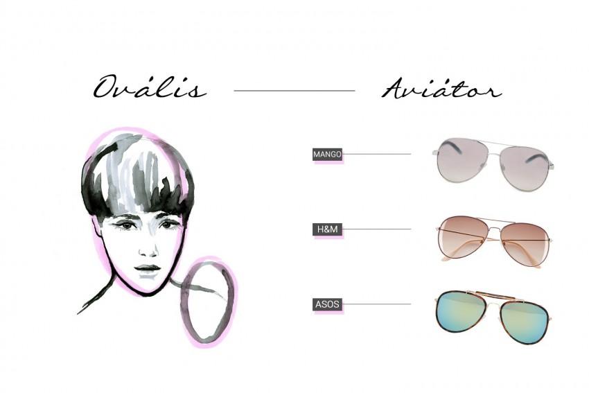 Így válasszatok az arcformátokhoz illő napszemüveget! 9fa1e9bdb8