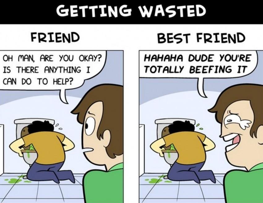 helyszíni találkozón és a barátság