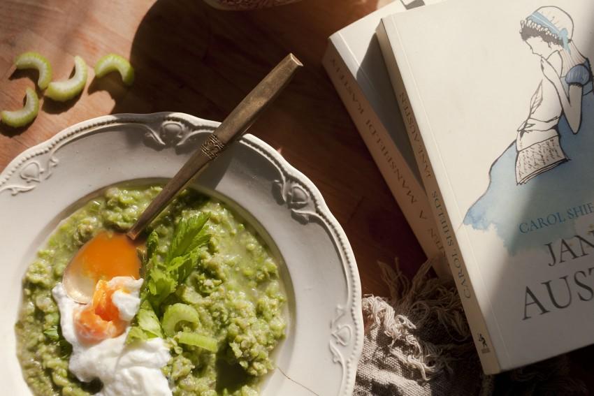 Jane Austen családi receptek