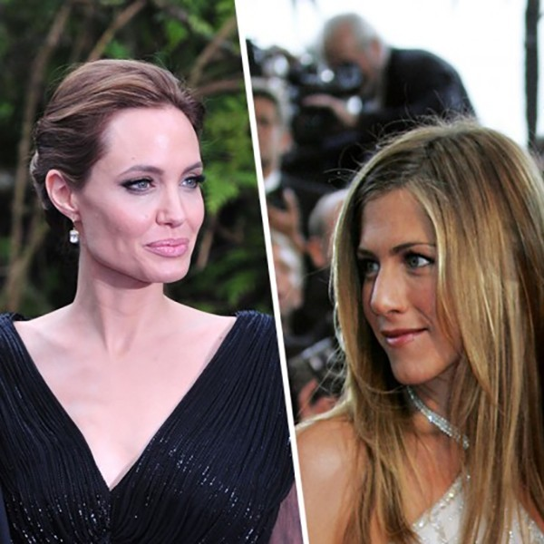 Jennifer Aniston és Angelina Jolie