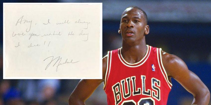 Jordan szerelmes levele Amy Hunternek