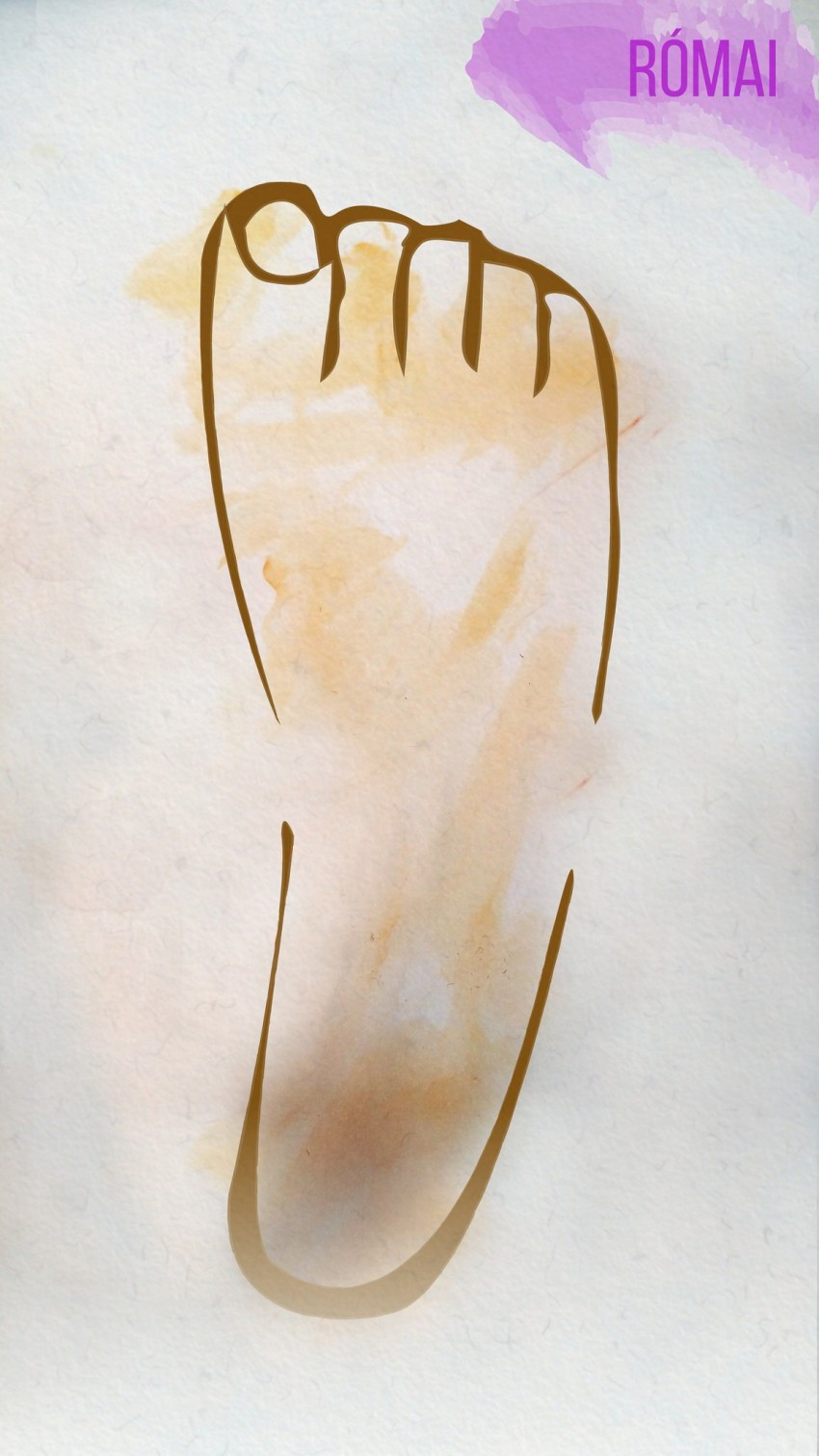 görög lábujjak jelentése