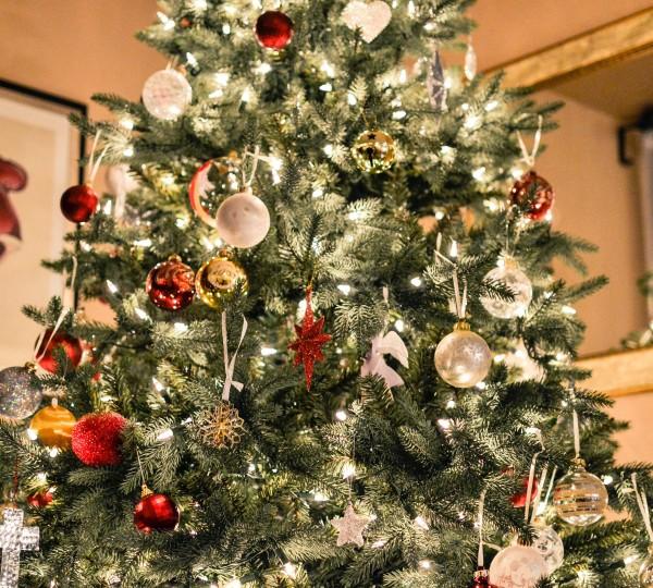 karácsony fa dísz