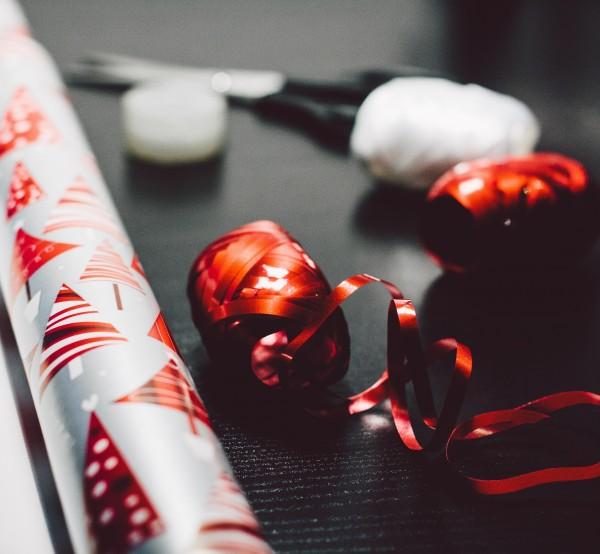 karácsony ünnep csomagolás