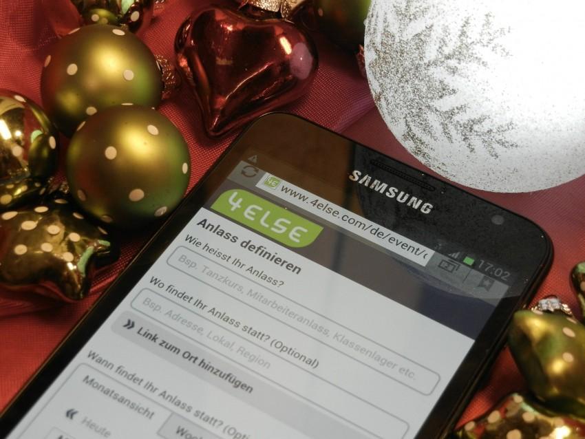Karácsonyi applikációk