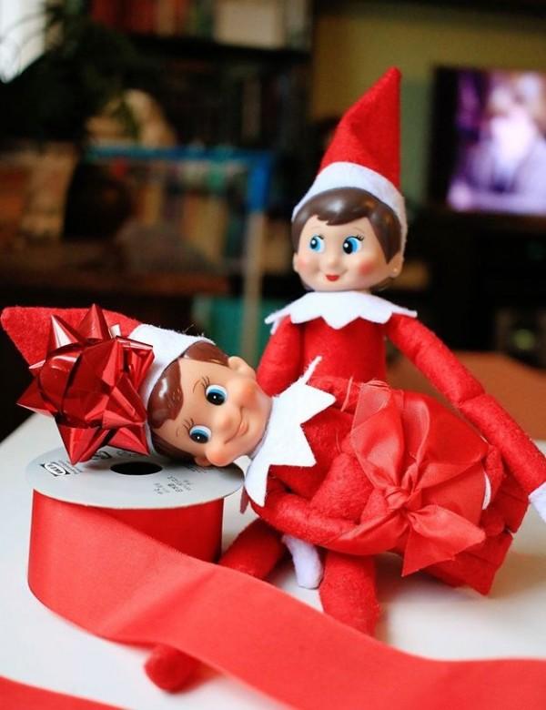 Karácsonyi manók - az Elf on the shelf nyomában Mojzes Nóra