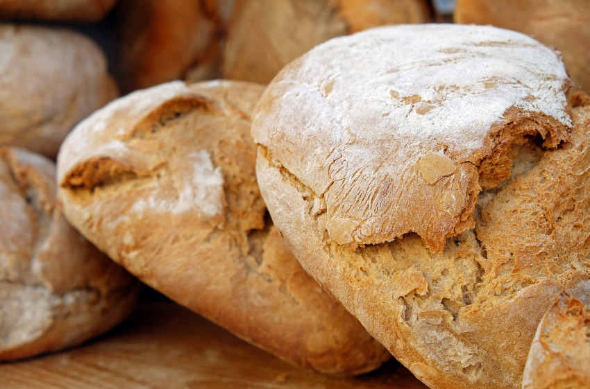 kenyérteszt kenyértörés előtt
