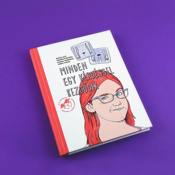 """""""Közölték velünk, hogy ne szexeljünk soha"""" - Buzás Aliz hülyeségmentes felvilágosító könyvet készített"""