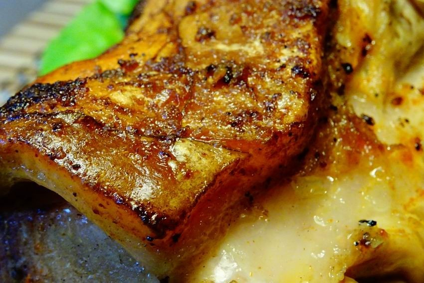 Malac sült hús