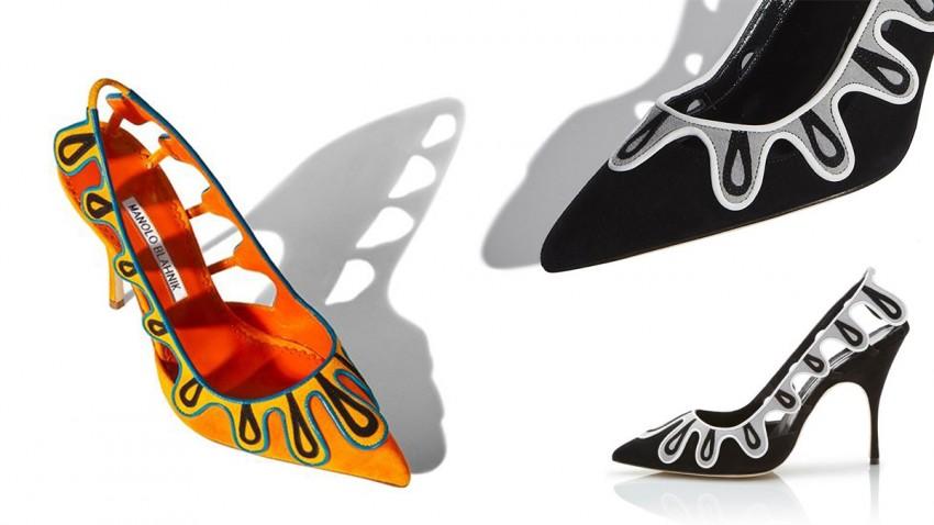 Cipők, amikért minden nő ölni tudna – a legendás Manolo