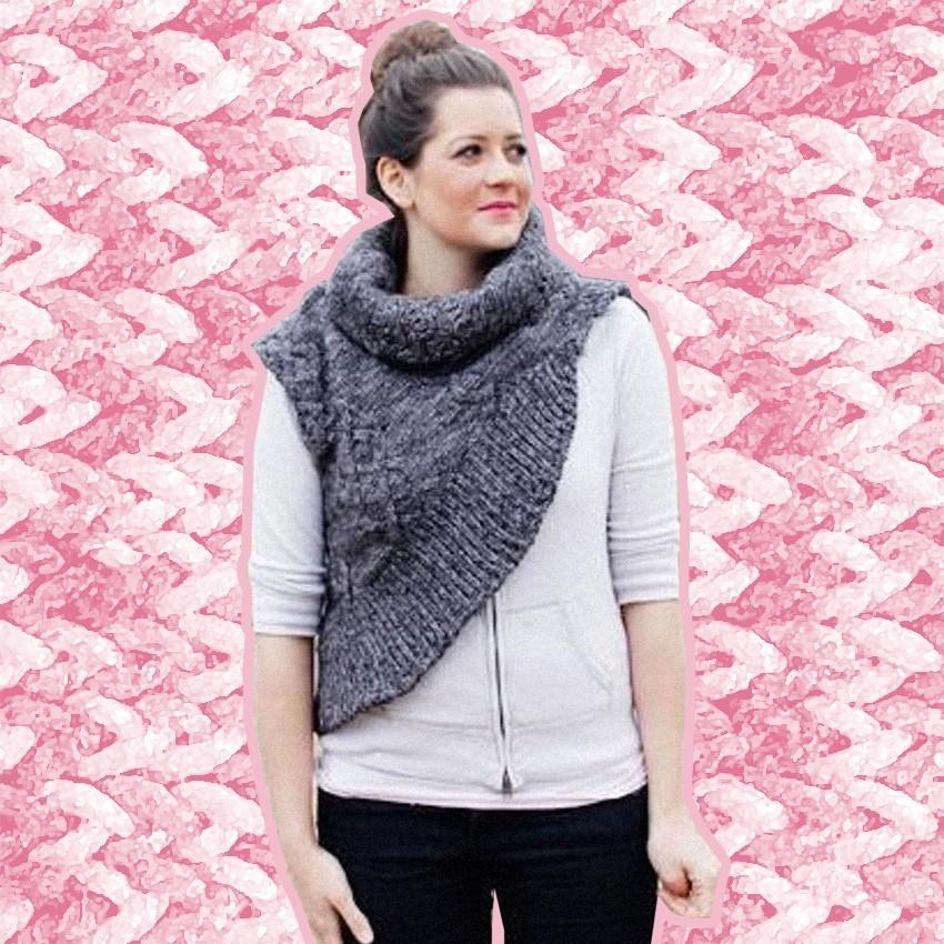 A régi pulóver 8 új élete – így alakítsátok át a megunt