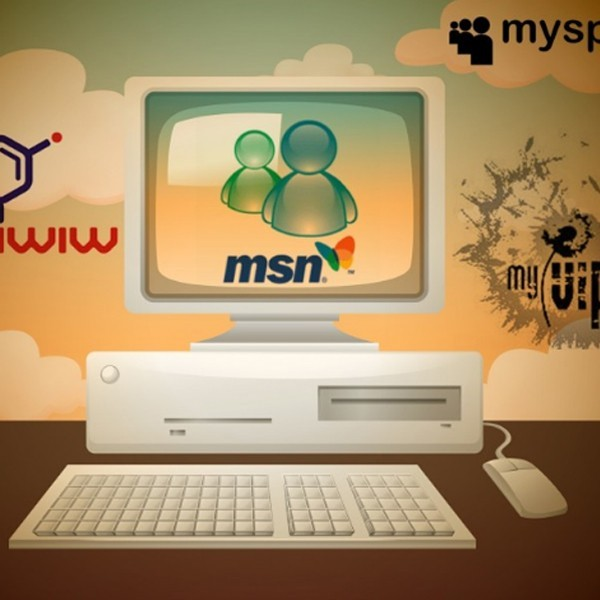 MSN MyVIP Myspace IWIW