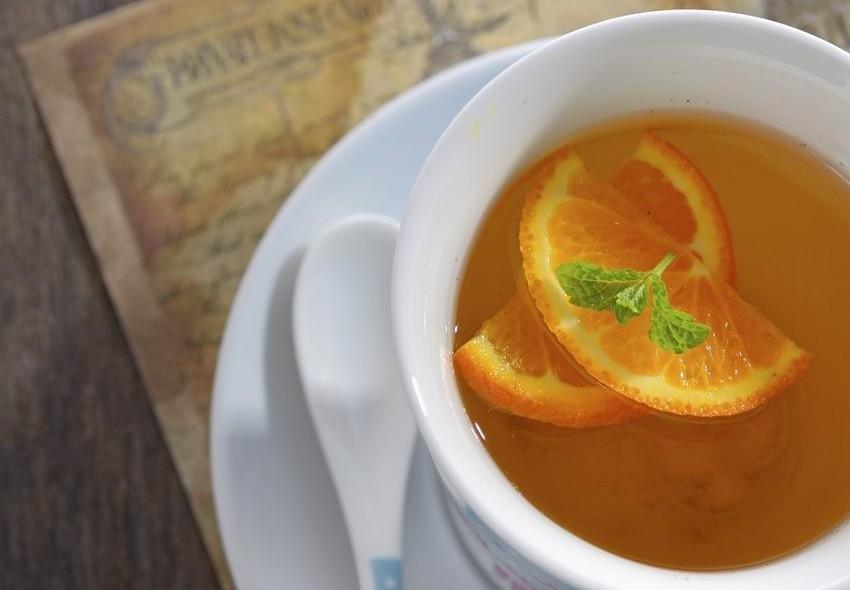 Illatos és isteni tea: zsírégető és csupa vitamin