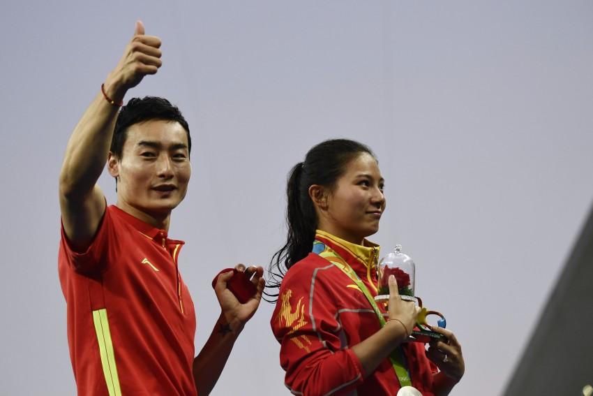 olimpia lánykérés