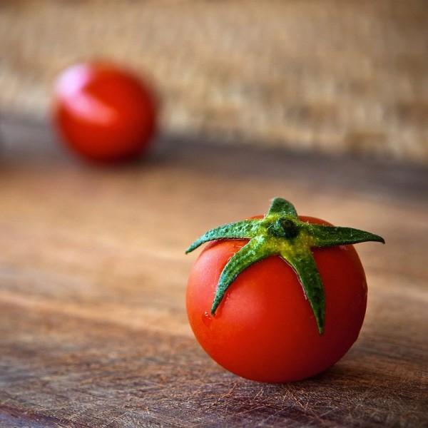 paradicsom zöldség étel