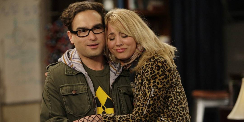 Penny és Leonard