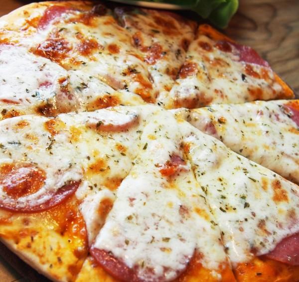 pizza étel
