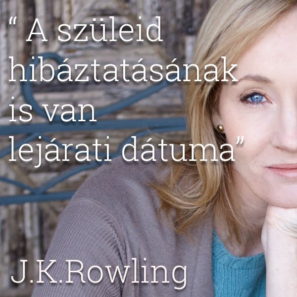 self-help j k rowling