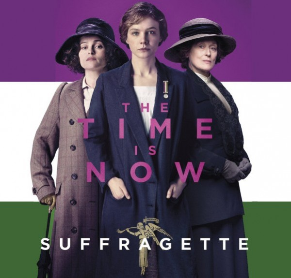 Suffragette szüfrazsett