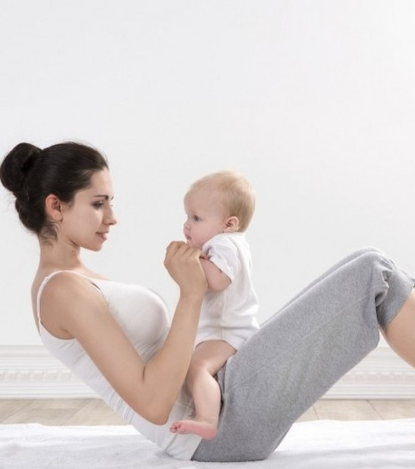 szülés sport