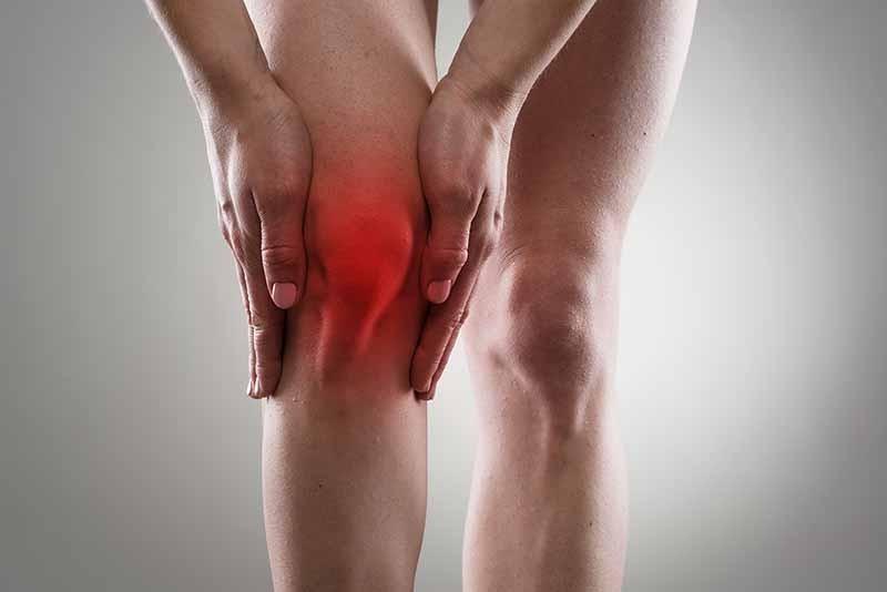 fájdalom a térd hajlításakor sokizületi gyulladás diéta