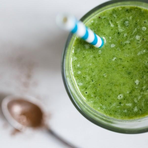 zöld turmix ital egészség